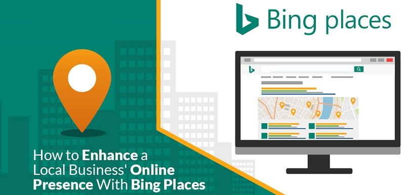 bing places for local business